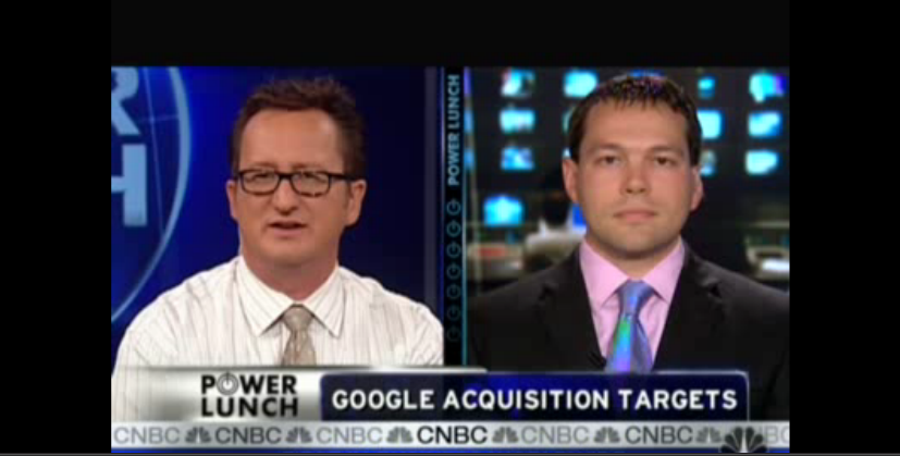 Google Acquisition Targets